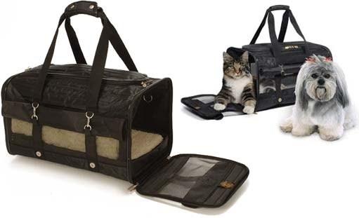 Borsa porta cane accesori cane utilizzo della borsa - Borsa porta cane ...