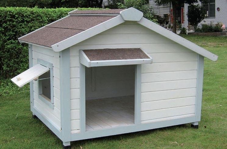 Box per cani accesori cane tipologie box per cani for Cucce per gatti da esterno coibentate