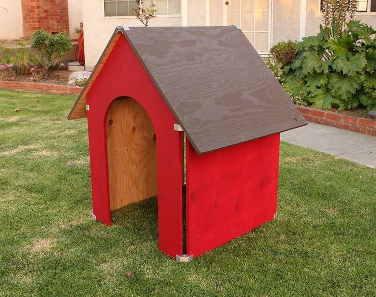 Cuccia per cani fai da te accesori cane realizzazione for Cuccia cane fai da te legno
