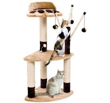 Tiragraffi verticale per gatti