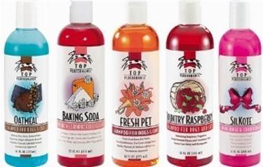 shampoo cani