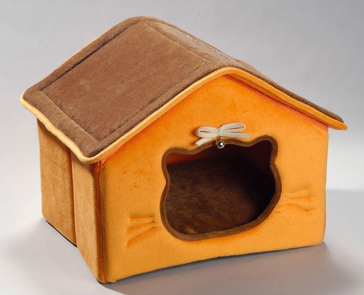 Cuccia per gatti accessori gatto come scegliere la - Cuccia per gatti ikea ...
