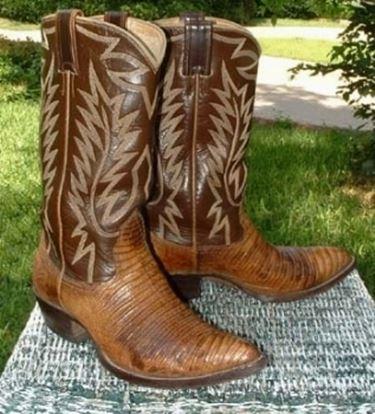 Stivali cowboy