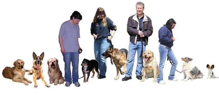 Addestratori di cani