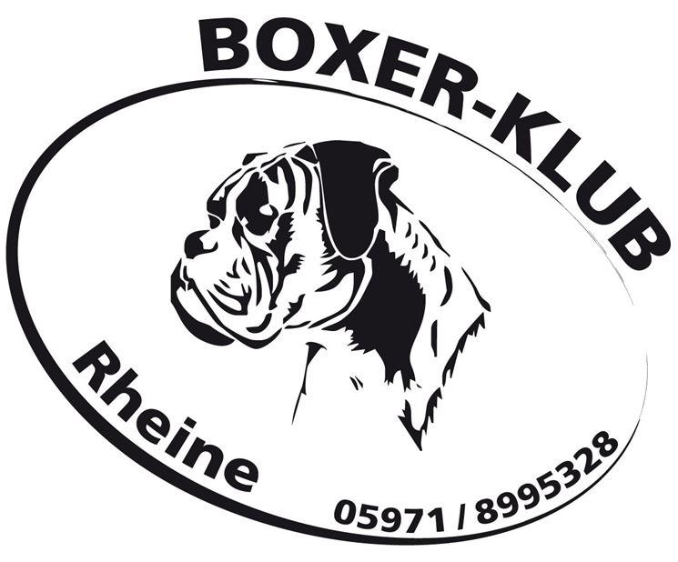 Logo di un boxer club
