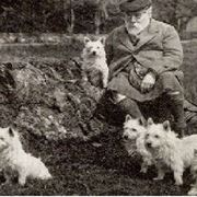 Il colonnello Malcolm e i white terrier