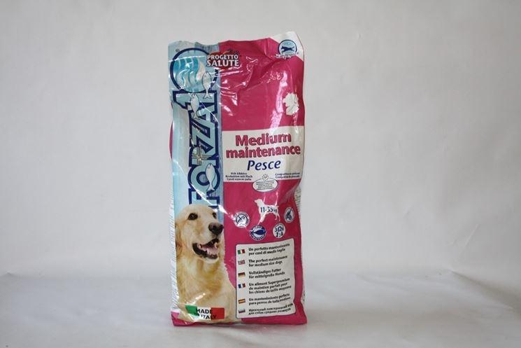 Esempio di cibo Forza 10 per cani