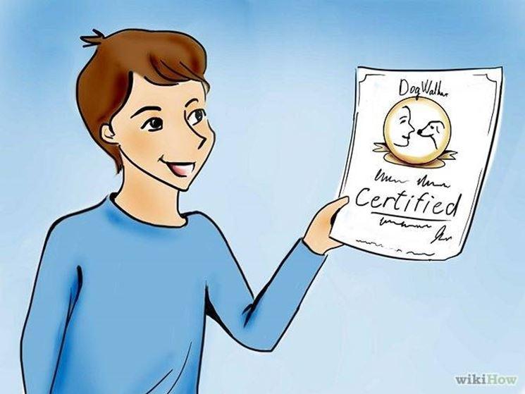 Un corso professionale, potrà aprirvi molte porte nel mondo del dogsitting!