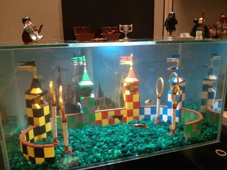 Come allestire un acquario di acqua dolce accessori per for Acquario tartarughe prezzo