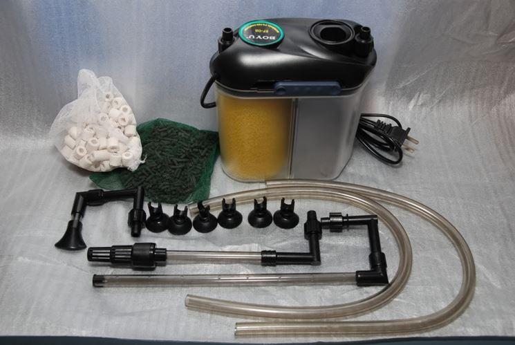 Costruire filtro acquario accessori per acquario come for Acquario esterno per tartarughe