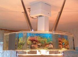 Plafoniera per acquario